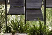 Terrace / terrace, home decor, garden
