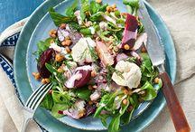 ❤ Food: Salads ❤