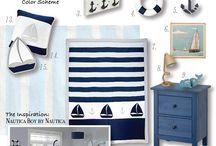 Nautica Boy / Nautical boy themed sets / by NoJo
