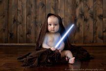 Star Wars Baby Photos