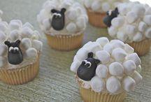 Cupcakes // Törtchen