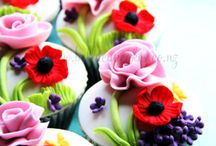 Anzac Day cakes