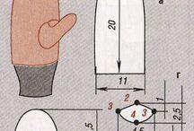 варежки своими руками