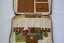 bolsa para material de patchwork
