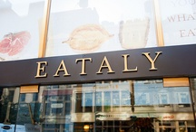 "Eataly / EATALY wants to challenge the idea that quality products are accessible only to a select few. Good eating and shopping is not limited to connoisseurs; it is an agricultural act we all have the right, ""diritto"" in Italian, to enjoy. At Eataly, we believe that we're in this together, what you choose every day determines what we'll stock on our shelves over time. When you demand quality products, you support the local farmers, fishermen, butchers, bakers, and cheesemakers who produce them and creat"