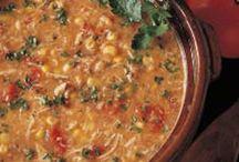 Stews, Soups, Chowders &  Stock / by Brenda Martin