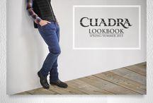 Lookbook CUADRA Primavera-Verano 2015 (Hombre) / Outfits de moda para hombre utilizando nuestros productos de la colección Primavera-Verano 2015 / by CUADRA Lifestyle