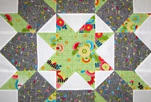 Quilt Blocks / by BumbleberryStitches