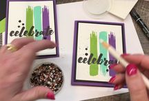Happy Celebrations Stampin Up