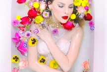 I love flowers/ Amo las Flores / by Mely Hurtado