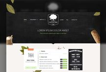Theme & Templatess / Great website theme and template