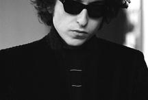 Bob Dylan / by Mary Raz