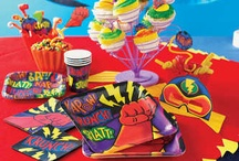 Superhero Party Ideas / by Birthday in a Box