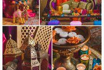 Sangeet and Mendhi Night