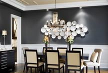 Dining Rooms / Everything you need to be inspired to create a perfect formal (and informal) dining space.  / by The Kim Six Fix