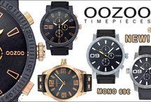 ΝΕΑ Μοντέλα OOZOO TIMEPIECES!!!