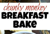 Breakfast Recipes / Recipe ideas for breakfast meals