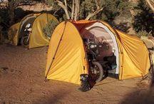 Motorcycle Travel/Camping
