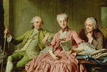 Sous Louis XV