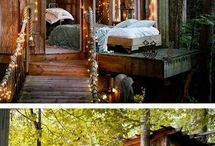 "Awesome Tree Houses / Taking the general term of ""Tree House"" to a whole new level!  outdoorlivingplanet.com"