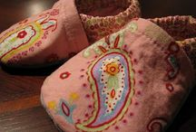 Cipők, papucsok