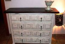 restaurar mueble castellano