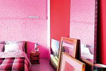 Pink Places and Spaces / Adding a splash of pink to everyday life!