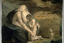 Images of ABRAHAM and ISAAC / by Leslie Greene