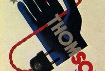 Grafiche commerciali vintage