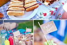 PARTY ideas, food and decoration