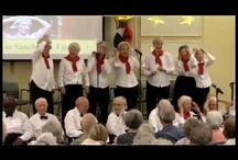 "The ""Sharps & Flats"" , Arbor Acres Musical Group"