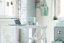 Craft Room Ideas / by Laura San