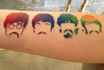 tattoos / by Michelle Lechner