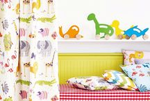 Inspired Spaces | Children's Rooms / Design ideas, furniture, fabric and window treatments for little ones.