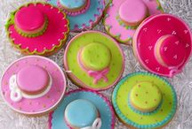 Iced biscuits - Easter