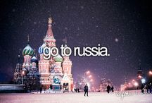 Bucket list / All the things that I want to do..