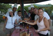 Mutfak Aktiviteleri / Birtakım İşler Kurumsal Aktivite Yönetimi'nin hazırladığı birleştirici takım çalışması aktiviteleri.