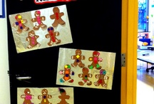 Door decorations / by Jennelle Haggmark