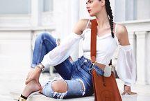 Fashion//Street Style / Coleção de looks que me inspiram.  Outfit of the day//my inspirations.