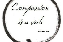 compassion / by ✿*゚゚・✿.。*   brenda *.。✿*゚゚・✿