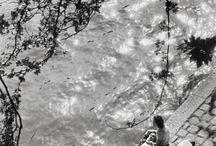 černobílé fotky