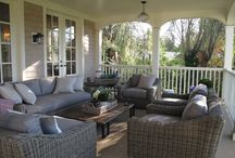 Porches and Decks / by Teresa Mills