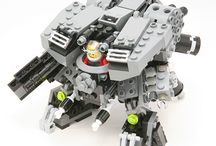 Lego! / All about the little plastic bricks of awesome / by Warren King