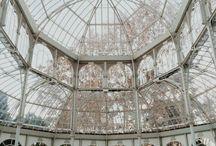 exteriors: greenhouses