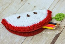 Crochet bag, purse..