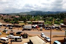 Chogoria, Kenya / Glimpses into what life in the beautiful town of Chogoria, Kenya, (where HopeCore is based) is like