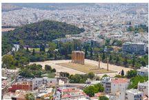 Santorini,Athens