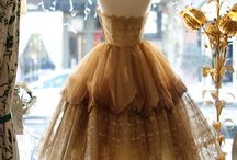 Art of the Dress / ode to the A-Line and artful dressmaking...