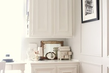 Favorite Paint Colors / by Carrie {Hooked on Decorating}