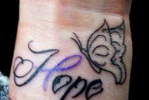 Tattoos / by Mackenzie Stone
